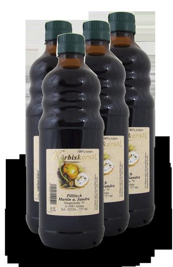Kürbiskernöl Achau